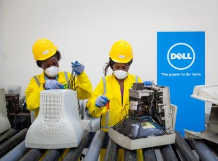 Dell joins East Africa compliant recycling alliance