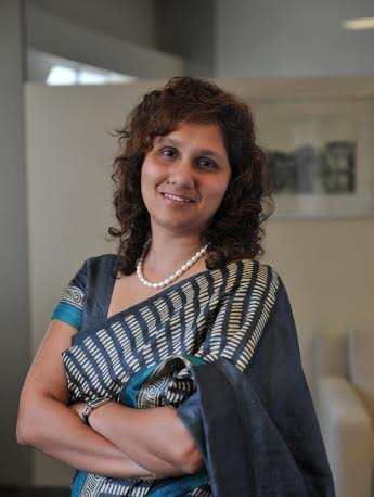 Namita Vikas, senior president and chief sustainability officer at YES BANK,