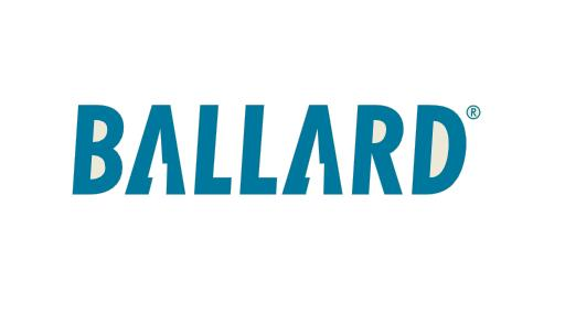 Ballard power system Logo