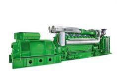 GE Jenbacher Gas engine