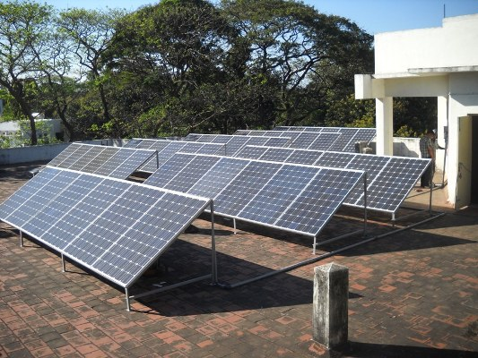 Solar park Chennai