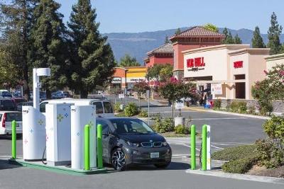 NRG eVgo EV charging