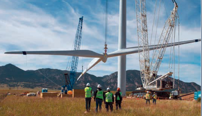 Africa wind energy- photo by GWEC