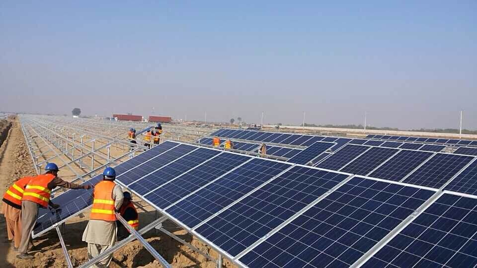 JA Solar 100MW Pakistan
