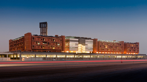 Masdar Institute of Science and Technology (photo credit : aircuity)