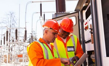 ANDE substation automation with CG