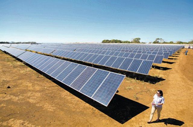 Guatemala solar project