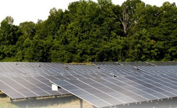 Kencot Hill solar plant
