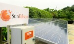SunEdison solar array