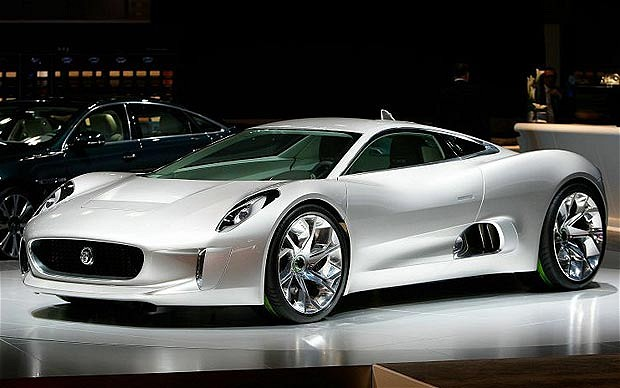 Jaguar Land Rover To Build Its Allelectric Debut Car In Austria - Jag land rover