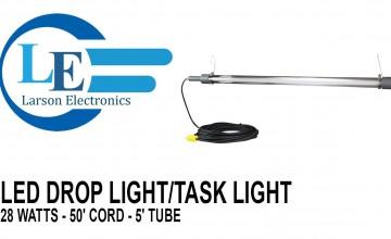 Larson LED task light image from you tube