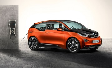 BMW i3 electric car Japan