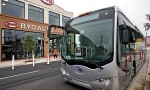 BYD electric buses