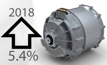 Electric motor growth