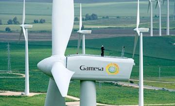 Gamesa wind energy