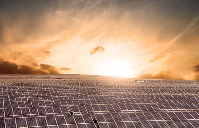NTPC_Mega_Solar_Plant