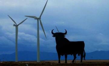 Wind power auction spain