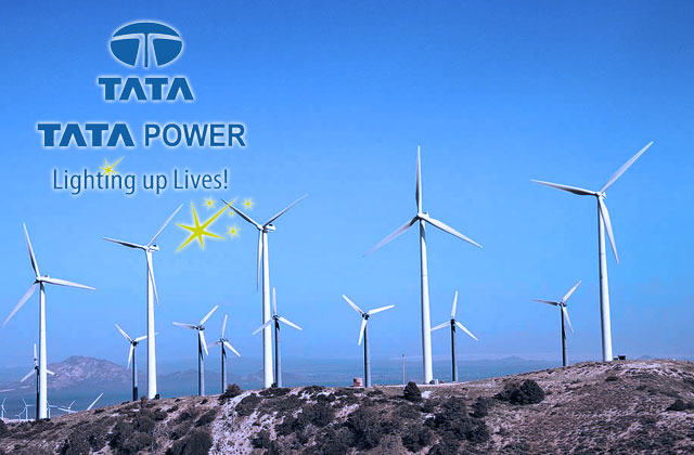 Tata Power wind farm