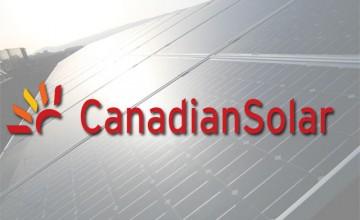 Canadian Solar Ontario project