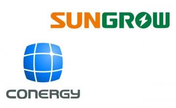 Conergy Sungrow partnership