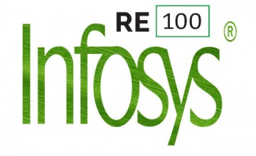 Infosys joins RE100
