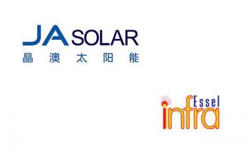 JA Solar Essel Infraprojects JV