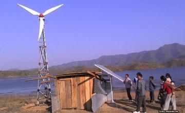 Renewable energy in Manipur