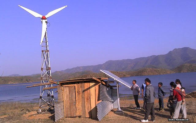 Renewable energy in Manipur