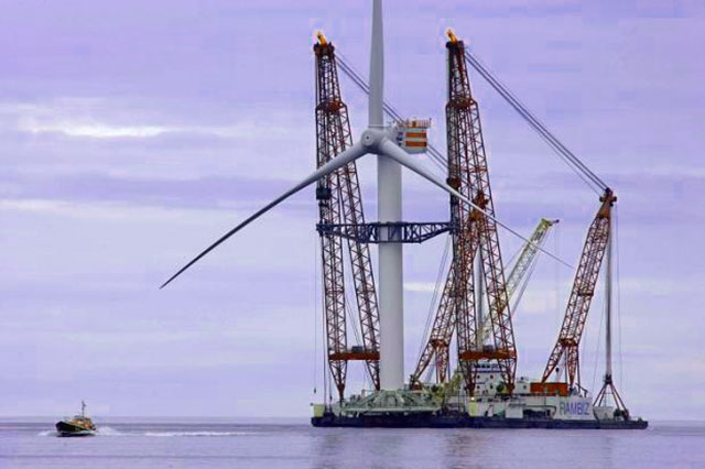 Offshore wind farm proposed for Gippsland