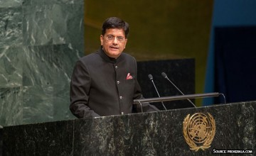 Piyush Goyal SE4ALL UN
