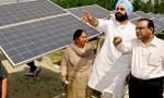 Hoshiarpur satellite controlled solar