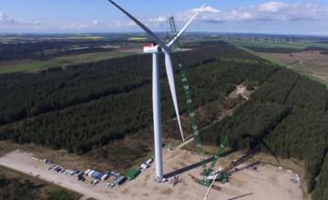 Siemens offshore wind turbine SWT-7.0-154