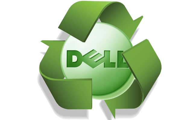 Dell recycles