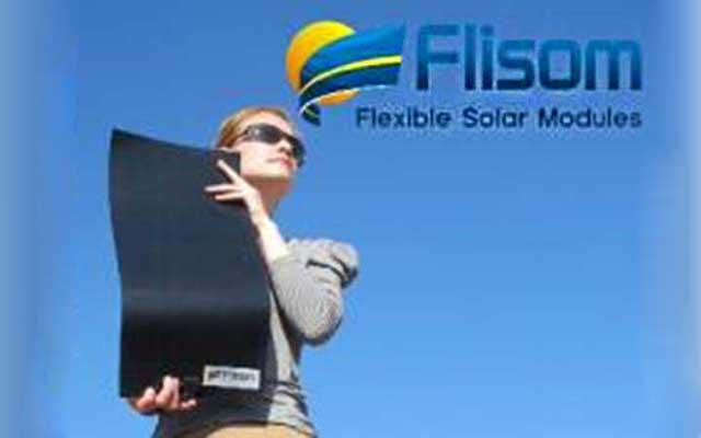 Flisom CIGS modules