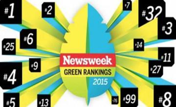 Newsweek Green Ranking