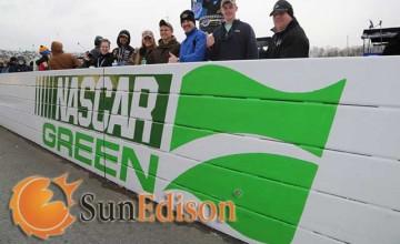 NASCAR_Green