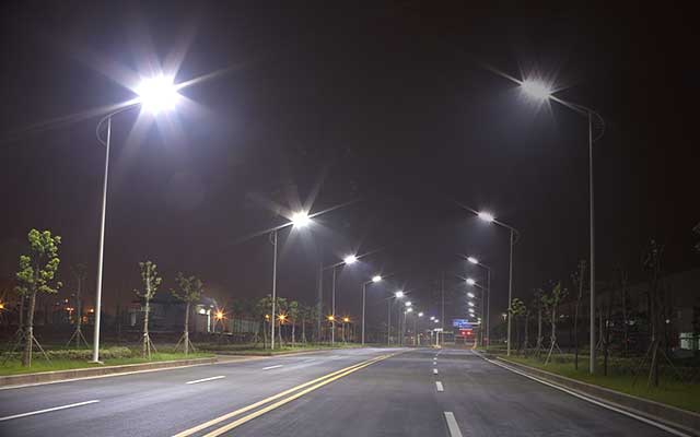 LED Streetlight