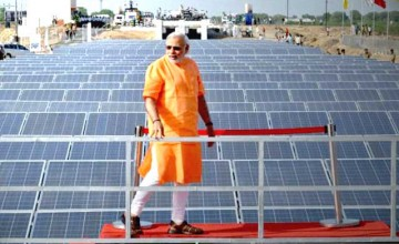 Narendra Modi clean energy