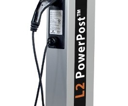 PowerPost EV chargers