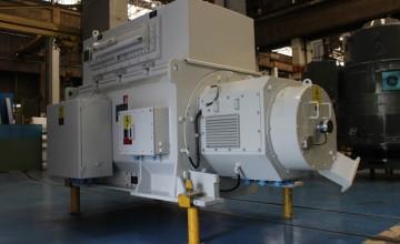 GE wind generator for Brazil market