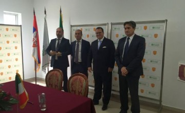 Building Energy to build first biomass plant in Serbia