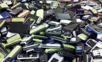 recycled mobiles