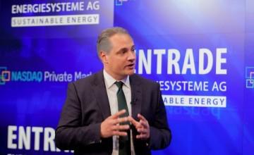 Julien Uhlig, ENTRADE CEO