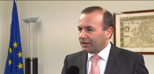 Manfred Weber, chairman of the EPP Group