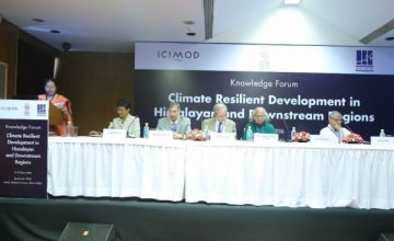 Climate Resilient Development in Himalayan and Downstream Regions