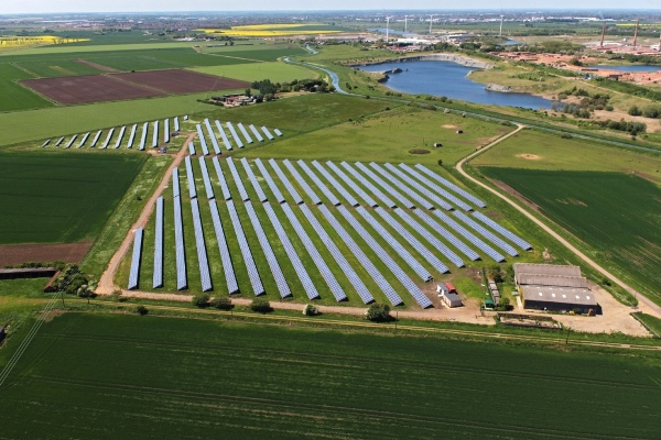 PS Renewables solar site 1
