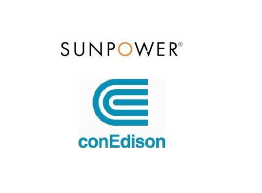 sunpower -conedison