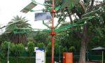 CMERI rotating solar tree