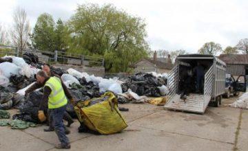 farm recycling in UK