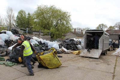 farm recycling in UK